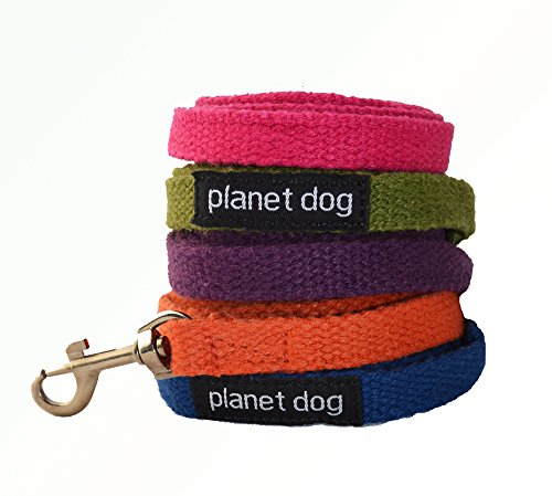 Hemp Fleece Lined Dog Collars